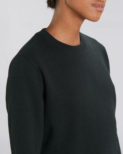 Changer Sweatshirt Black - Star Earth