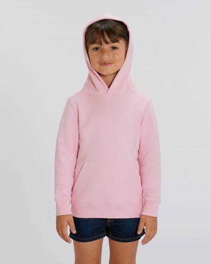 Cotton Pink Mini Cruiser Hoodie