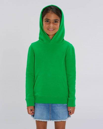 Fresh Green Mini Cruiser Hoodie