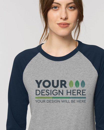Organic Creator T-Shirt Heather Sand - Star Earth