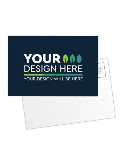 Star Earth Custom Postcards